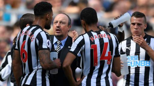 Results causing Newcastle frustration, not lack of transfer activity - Benitez
