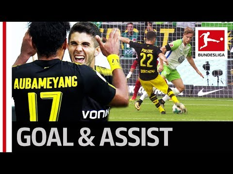 Pulisic Scores Beauty and Turns Provider for Aubameyang