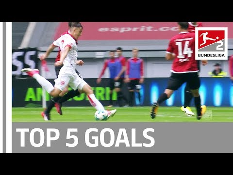Volleys, Thunderbolts and More - Top 5 Goals on Matchday 3