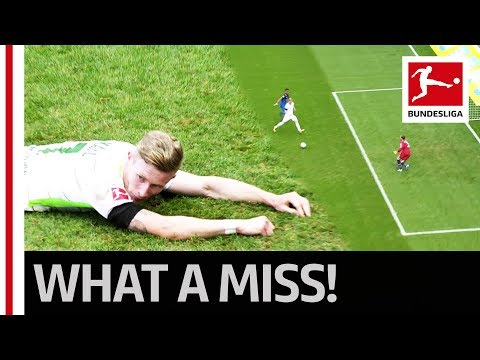 Oh Dear! - Miss of the Matchday from Bremen's Kainz