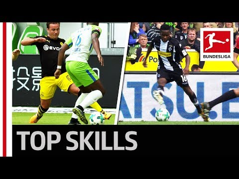 Aubameyang, Brandt, Raffael and More - Best Skills from Matchday 1