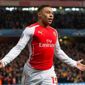ARSENAL meet OXLADE-CHAMBERLAIN on extension talks