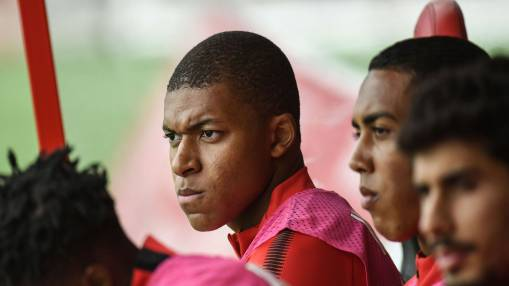 PSG may move for Mbappe next year - source