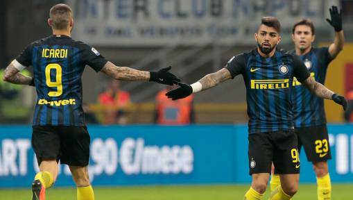 Malaga Looking to Sign Inter's Gabriel Barbosa Following Brazilian's Subdued Season in Italy