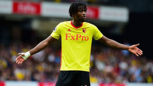 England Boss Gareth Southgate Considering First Senior Call Up for Watford's Nathaniel Chalobah