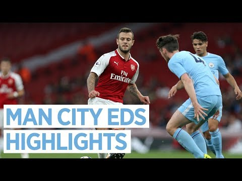 7 GOAL THRILLER | Arsenal U23s 4-3 Man City EDS | Highlights