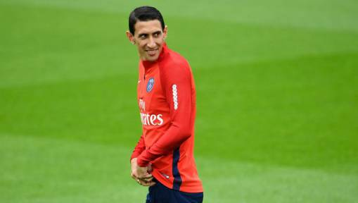 Barcelona Ready to Turn Attention to PSG Winger Angel Di Maria Should Philippe Coutinho Deal Fail