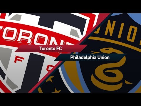 Highlights: Toronto FC vs. Philadelphia Union | August 23, 2017