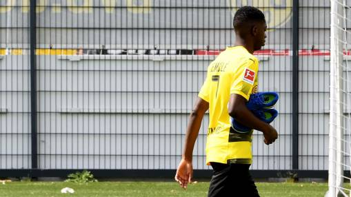 Dortmund warn Barcelona over Dembele