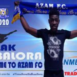 Azam FC goalie Razak Abalora records 13th clean sheet in Tanzanian Premier League