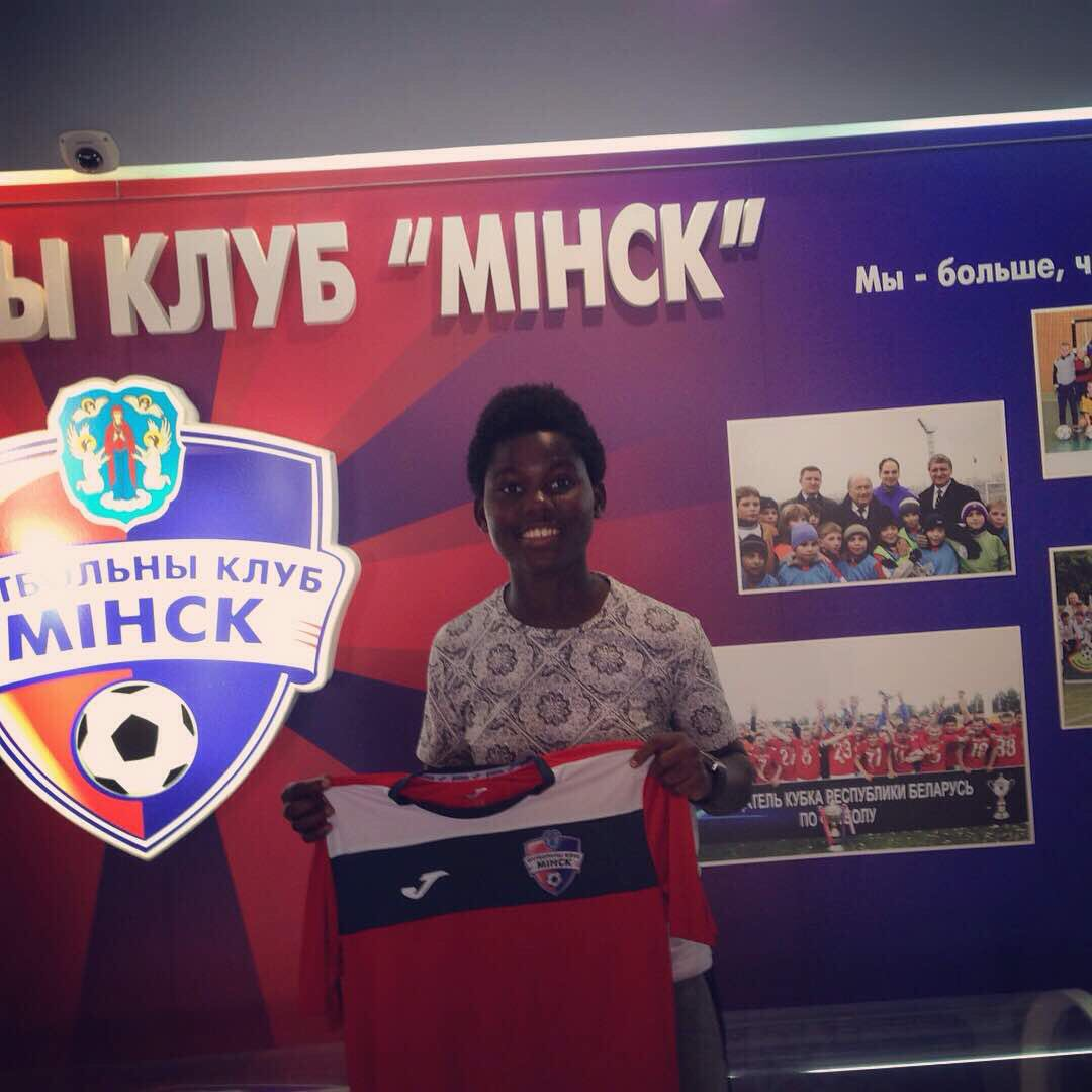 Black Princesses star Ernestina Abambila signs three-year contract with Belarusian side FK Minsk