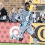 Video: Ghanaian striker Abu Danladi seals win with fantastic strike for Minnesota United at the death in MLS