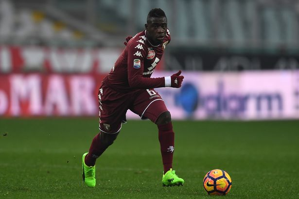 Torino midfielder Afriyie Acquah's move to Birmingham City stalls