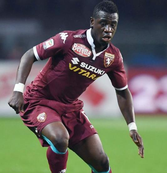 Afriyie Acquah makes early first half sub appearance in Torino thumping by Juventus