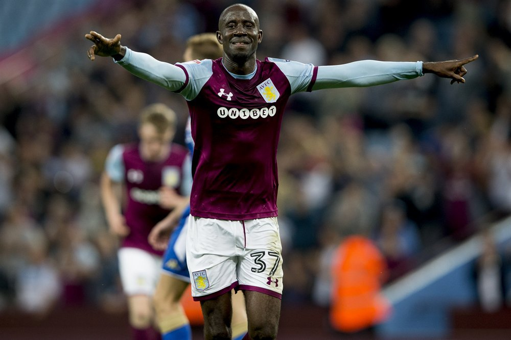 Albert Adomah SCORES and creates another as Aston Villa thump Wigan in English League Cup