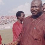 Asante Kotoko tribute ex-chairman Alhaji Ejee who died on Wednesday