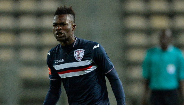 Free State Stars Ghanaian striker Mohammed Anas nears injury return