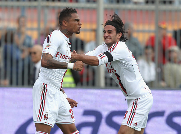 Alberto Aquilani reveals Kevin-Prince Boateng advised him to sign for Las Palmas