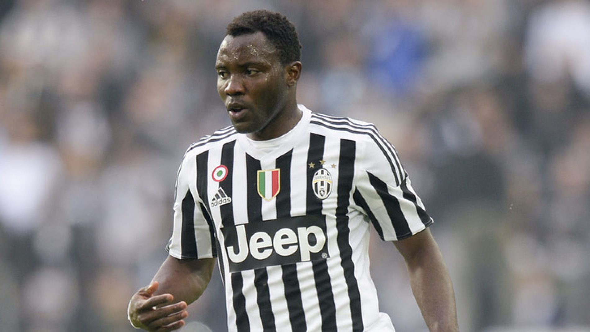 Juventus coach Allegri wants to keep versatile Kwadwo Asamoah