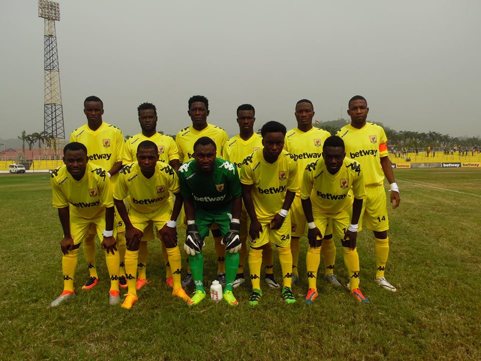 Match Report: AshantiGold 4-2 Aduana Stars- Miners maul champions-elect to survive demotion