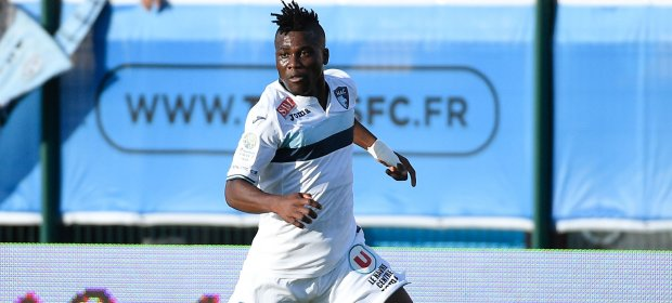 Young French forward Jean-Philippe Mateta ready to fill void left by injured Ebenezer Assifuah
