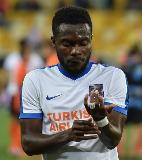 Champions League play-offs: Joseph Attamah plays full match as Istanbul Basaksehir lose to Sevilla