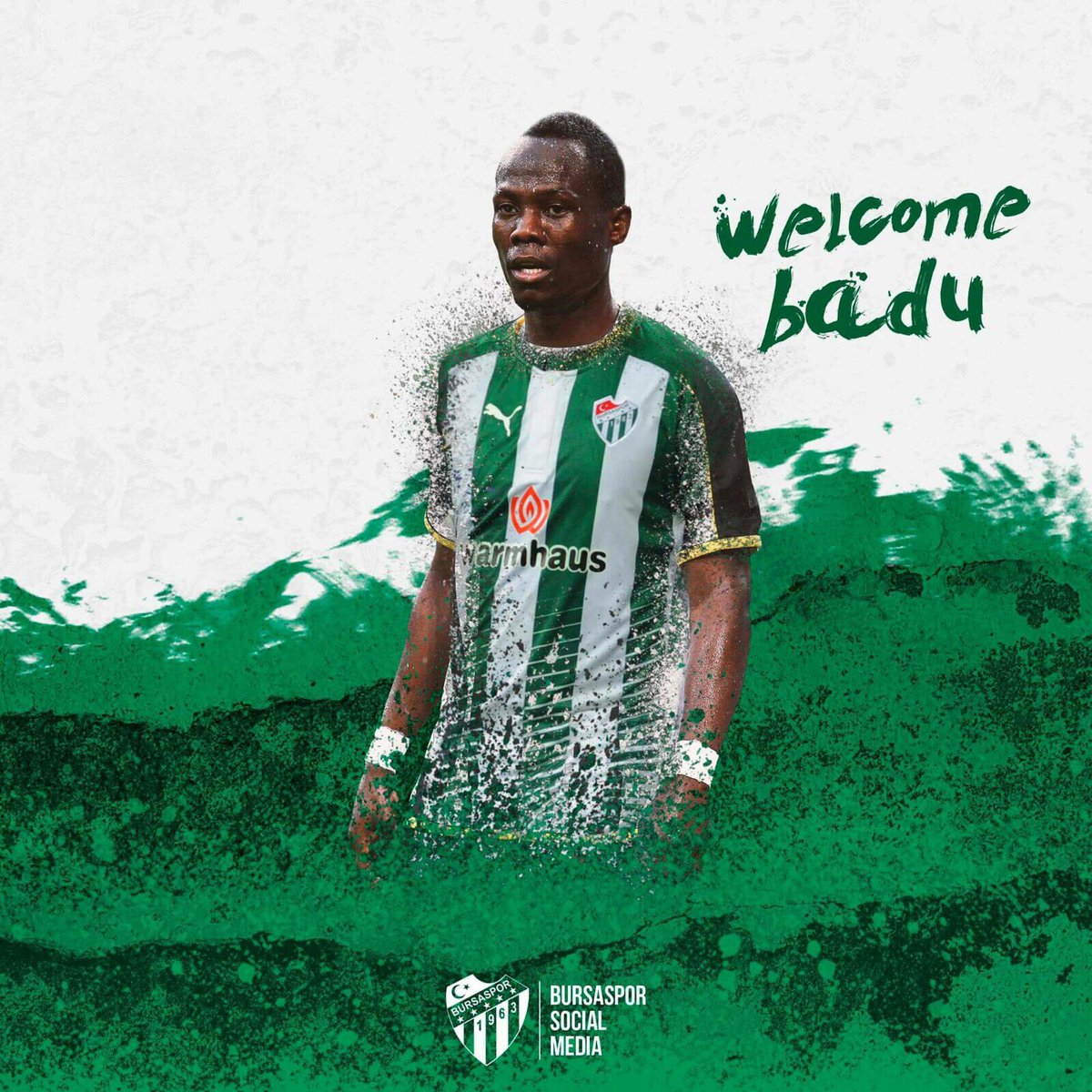 Emmanuel Agyemang Badu: Bursaspor move not about the money