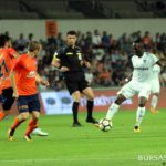 Bursaspor ace Agyemang-Badu disappointed after loss to Istanbul Basaksehir on Turkish league opener