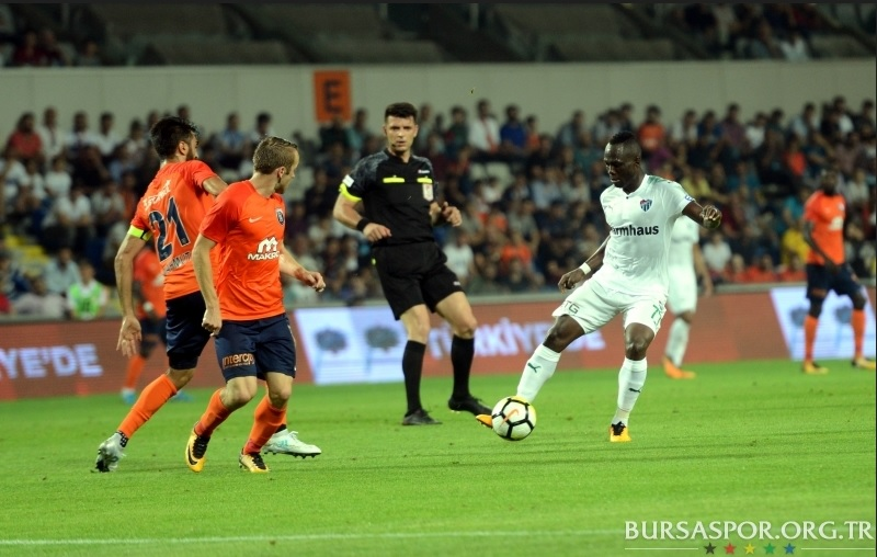 Agyemang Badu opens Bursaspor account in victory over Alanyaspor