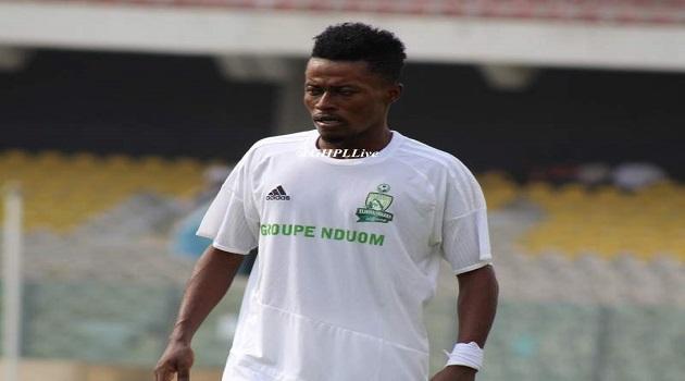 Elmina Sharks winger Benjamin Tweneboah on verge of Hearts of Oak switch - Report