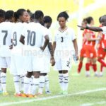 Black Queens land in Reims to face France in friendly on Monday