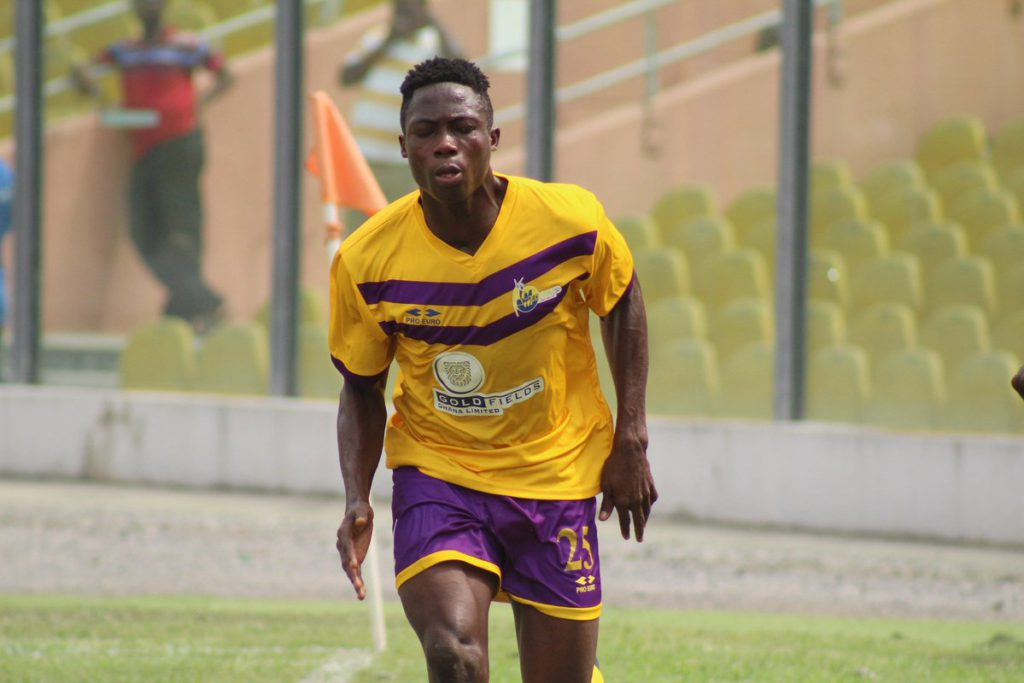 Elmina Sharks near Justice Blay capture despite Medeama's decision not to sell