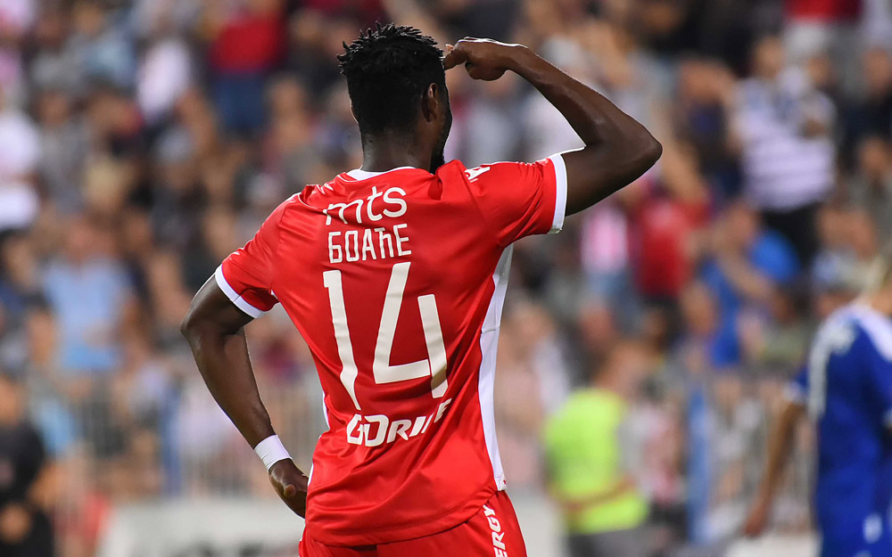 Red Star reject 'offer short of €6m' for Richmond Boakye