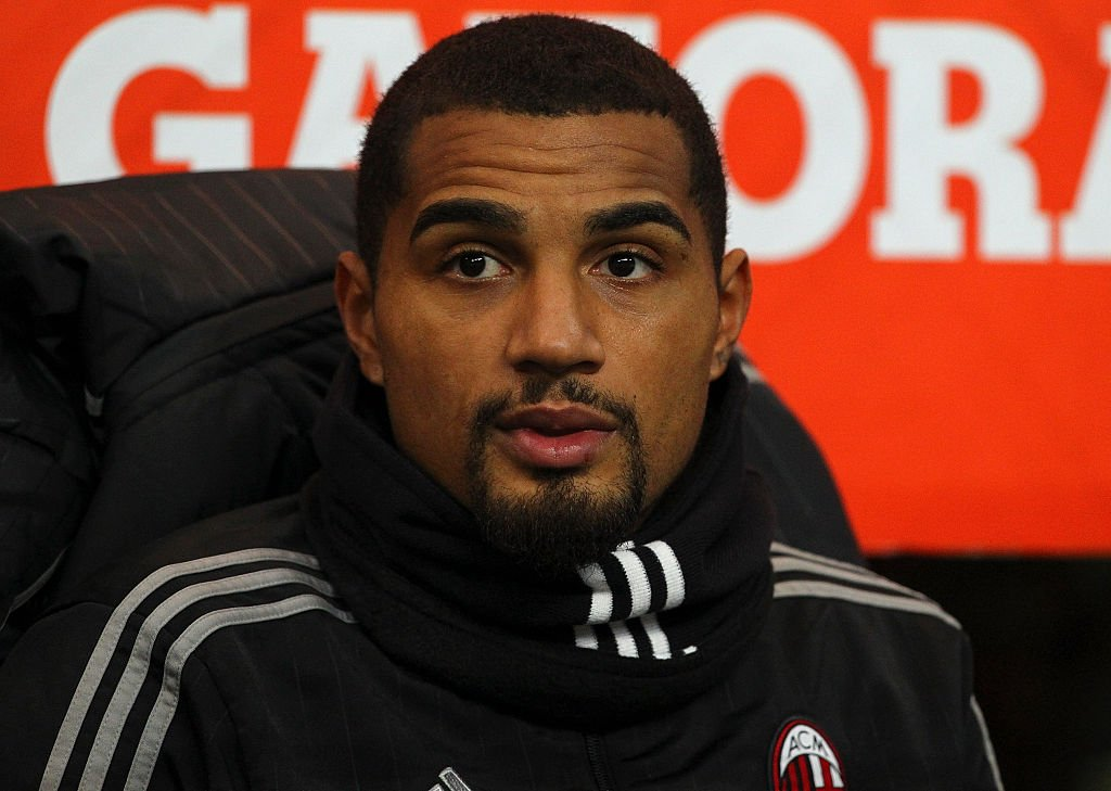 OFFICIAL: Eintracht Frankfurt open talks with free agent Kevin Prince Boateng