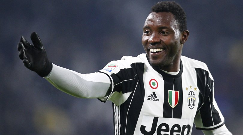 Italian giants Juventus wishes Kwadwo Asamoah happy 29th birthday