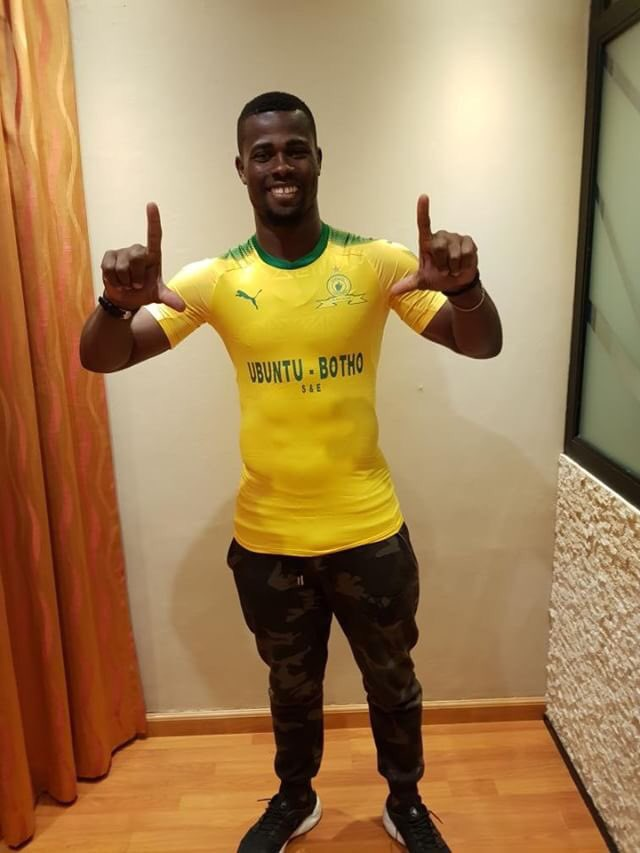 Razak Brimah to miss Sundowns MTN 8 Cup match against Maritzburg after ITC delay