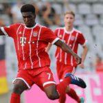 Ghana striker Kwasi Okyere Wriedt on target as Bayern Munich II win in German fourth-tier