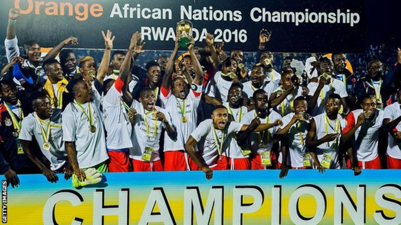 Holders DR Congo, Egypt knocked out of CHAN - Nigeria, Zambia qualify