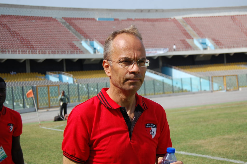 VIDEO: WAFA coach Klavs Rasmussen- 'We are ready''