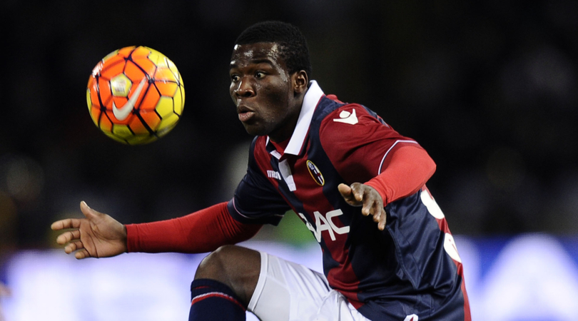 Serie A side Bologna set to hand Ghana midfielder Godfred Donsah contract extension