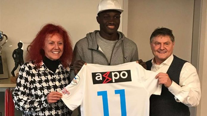 Swiss side FC Zurich reveal why they rejected Brighton's €10 million offer for Ghana striker Dwamena