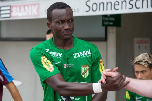 FC Zurich unperturbed about future injury risk for Dwamena despite rejecting big Brighton offer