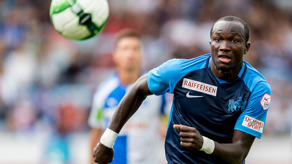 FC Zurich not in haste to find replacement for Brighton-bound Raphael Dwamena