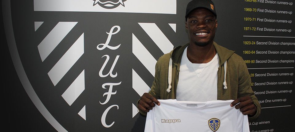 Striker Caleb Ekuban hailed as the real No.9 for Leeds United