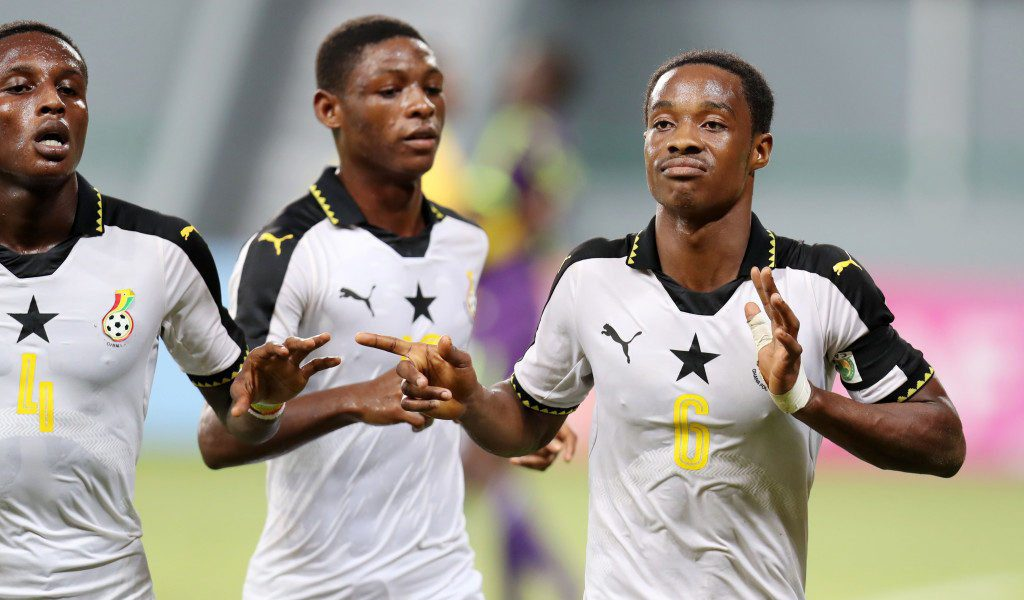 Ghana U17 captain Eric Ayiah wants outstanding bonuses settled before World Cup