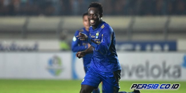 Michael Essien rescues point for Persib Bandung against high flying Bhayangkara United