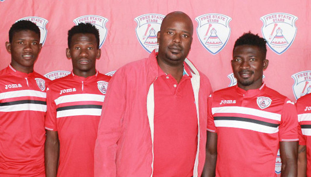 Free State Stars confirm signing Ghanaian midfielder Mumuni Abubakar on two-year deal