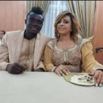 Stade Gabésien Ghanaian striker Issaka Abudu marries Tunisian girlfriend