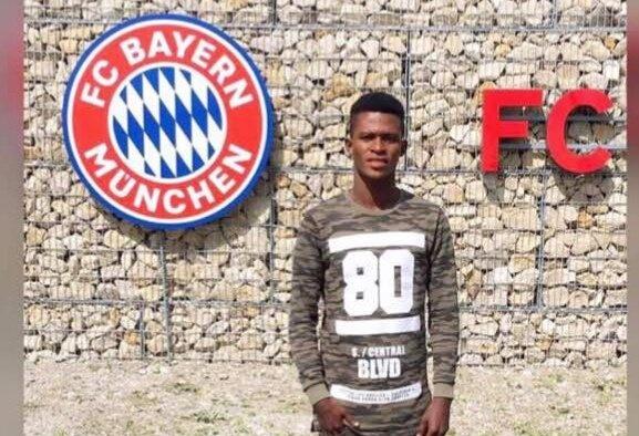 Bayern Munich hand trial to Ghanaian teenage starlet Haruna Jamal