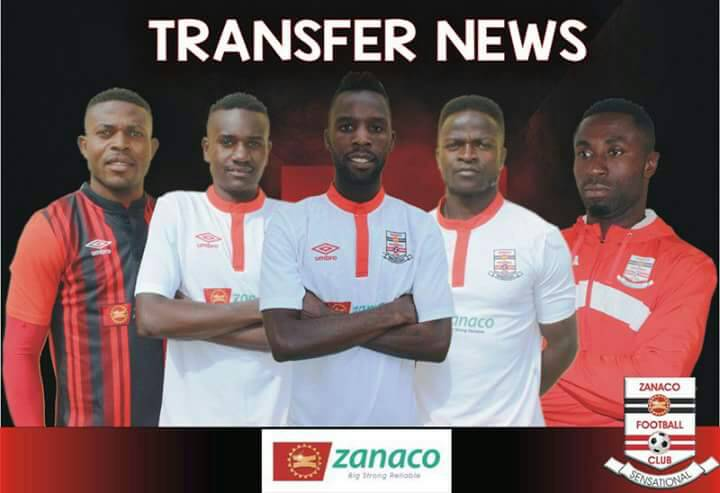 Zambian giants Zanaco United confirm signing of Medeama striker Bernard Ofori